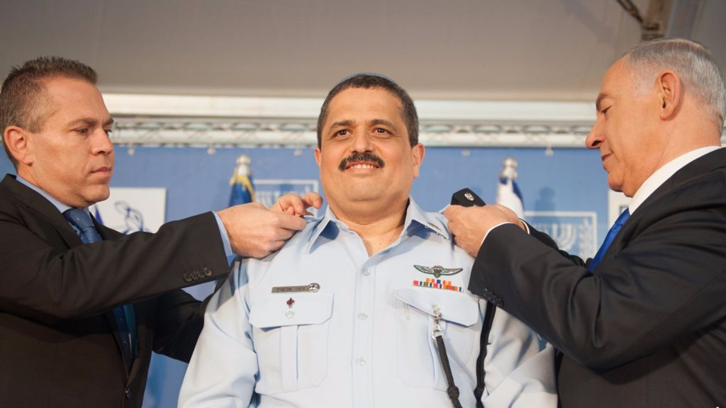 Quelle Rechte Israel Police
