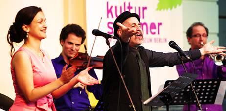 Semer Ensemble (Ausschnitt) © Jüdisches Museum Berlin, Foto: Waldemar Brzezinski