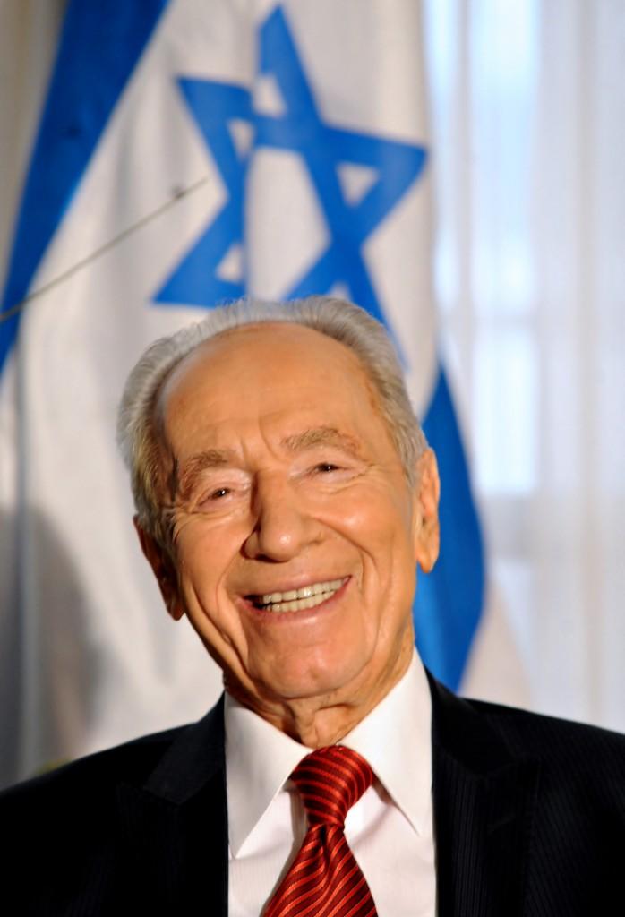 Shimon Peres. Source: Pixabay, Agencia Brasil