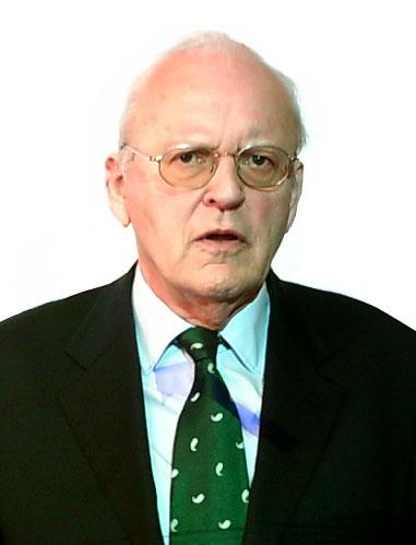 Roman Herzog (von 1934 bis 2017), deutscher Jurist und Politiker, Bundespräsident von 1994 bis 1999, im Jahr 2006. Quelle: Wikimedia/ Zeitblom, gemeinfrei
