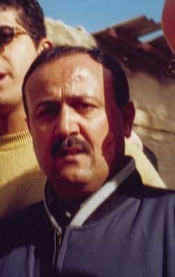 Marwan Barghouti (2000). Photo taken by BDalim, Source: Wikipedia, CC BY-SA 3.0