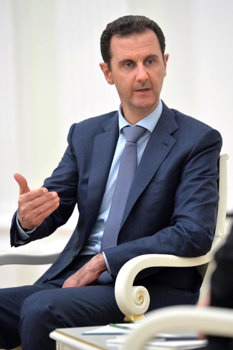 Bashar al-Assad © Kremlin.ru