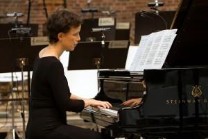 Ofra Yitzhaki am Piano auf dem New Life Festival 2017 in Berlin. BU: Stefan Pribnow © 2017, Foto: Daniela Incoronato