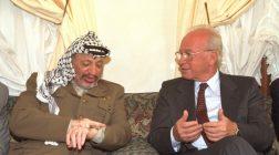 Arafat und Rabin